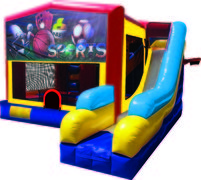 Big Sports 7N1 Inflatable Combo Fun Jump