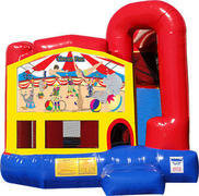 Circus 4N1 Inflatable Combo