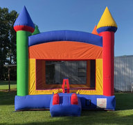 DIY Castle Bouncer