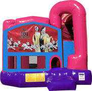 Dalmations 101 4N1 Inflatable Combo Fun Jump (Pink)