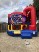 Disney Descendants 4N1 Fun Jump Combo