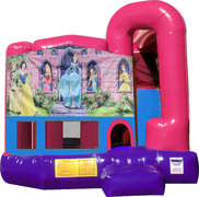 Disney Princess 4N1 Bounce House Combo (Pink)