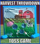 Harvest Throwdown Toss Game