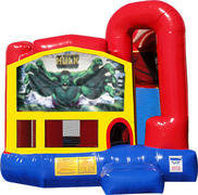 Incredible Hulk 4N1 Inflatable Combo