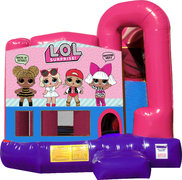 LOL Surprise 4N1 Bounce House Combo (Pink)