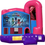 PJ Masks 4N1 Bounce House Combo (Pink)