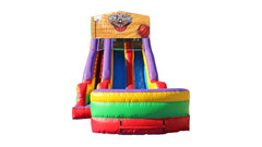 Pelicans Basketball 18' Double Lane Dry Slide