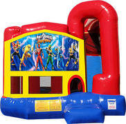 Power Puff Girls 4N1 Inflatable Combo Fun Jump