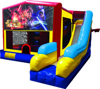 Star Wars 7N1 Bounce & Slide Combo