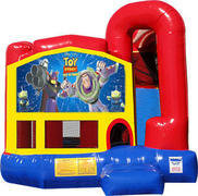 Toy Story 4N1 Inflatable Combo
