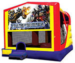 Transformers 4N1 Inflatable Combo