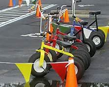 Wacky Trikes Bikes / Giant Tricycles