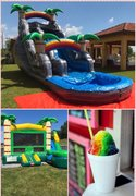 Tropical Water Fun  Party Package