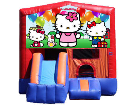 3-in-1 Combo with Front Slide - Hello Kitty (Dry)