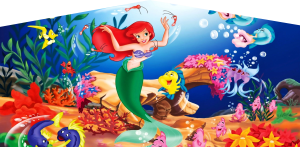 Panel: Little Mermaid