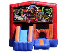 3-in-1 Combo with Front Slide - Race Cars (Dry)