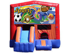 3-in-1 Combo with Front Slide - Sports (Dry)
