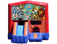 3-in-1 Combo with Front Slide - Wild Kingdom (Dry)