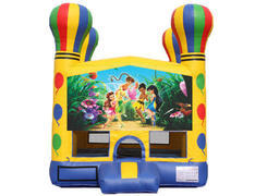 Balloon Bounce House - Tinker Bell