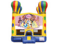 Balloon Bounce House - Princesses