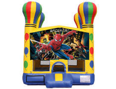 Balloon Bounce House - Spiderman