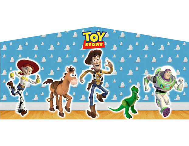 Panel: Toy Story