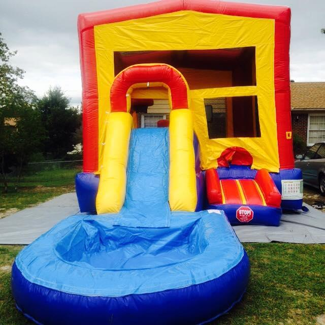 Inflatable Slide Rental Jacksonville Fl: Bounce House Rentals And Slides For