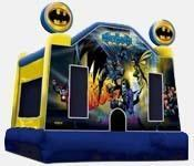 Batman Moon Bounce