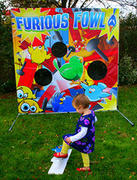 Furious Fowl Carnival Game