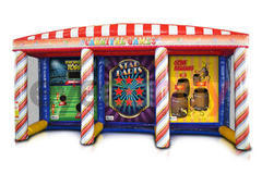 3-In-1 Inflatable Carnival Game
