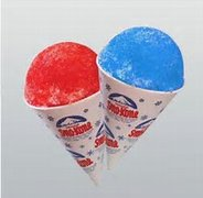 Additional Snow Cone Servings