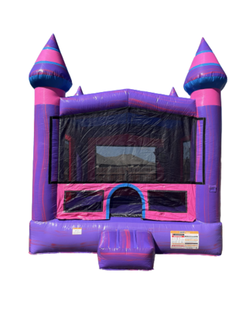 Purplish Bounce House