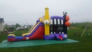 Sports Combo Play Gym