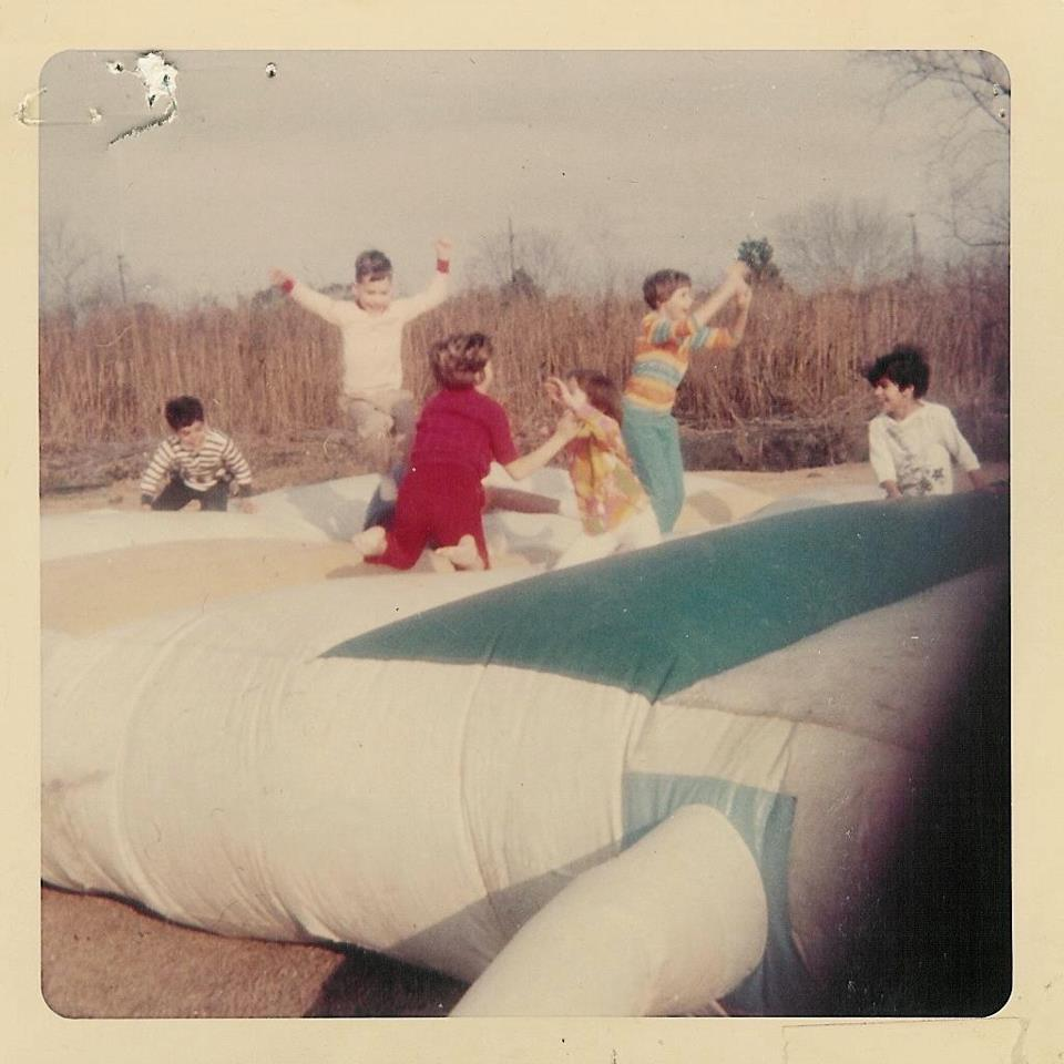History of the Bounce House