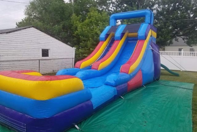 water slide rental Williamsville ny