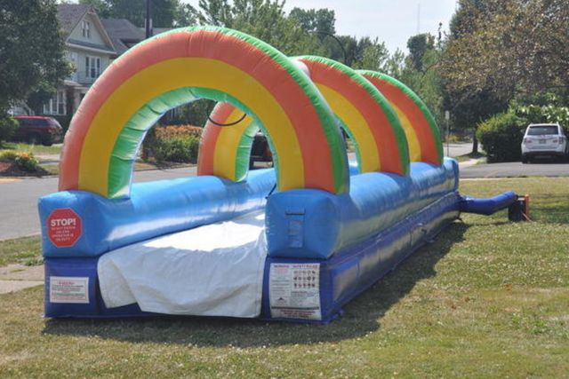 water slide rentals Williamsville ny