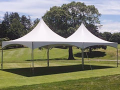 20ft x 40ft tents