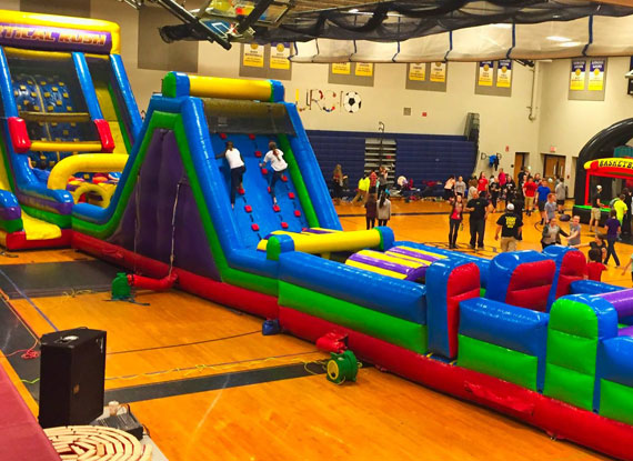 Bounce House & Party Rentals | BusyBeeJumpers com Boston MA
