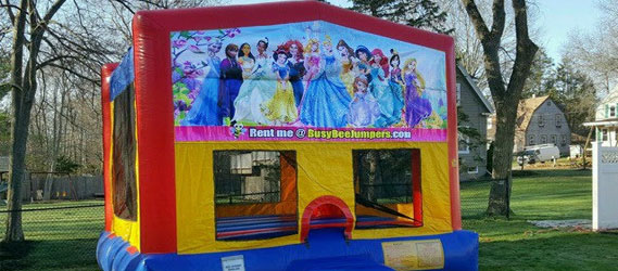 Bounce House Amp Party Rentals Busybeejumpers Com Boston Ma
