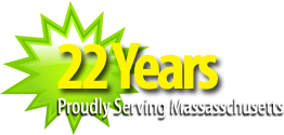 22 Years Proudly Serving Massachusetts