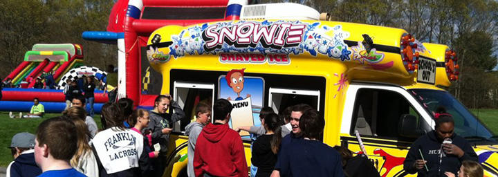 Snowie Bus Shaved Ice Rentals