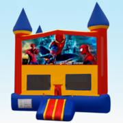 Spider-Man Castle