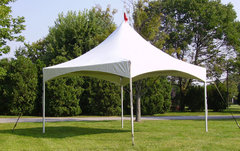 10x10 High Peak Tent Package