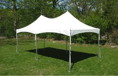 10x20 High Peak Tent Package