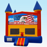 God Bless America Castle