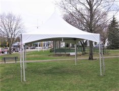 15x15 High Peak Tent Package
