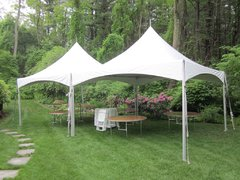 15x30 High Peak Tent Package