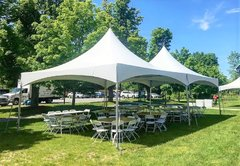 20x40 High Peak Tent Package