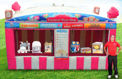 Carnival Treat Shop