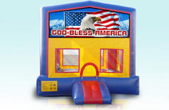 God Bless America module jumper